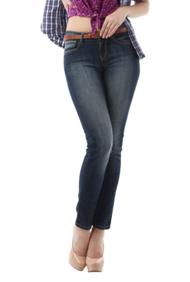 Picture of Jealouse 21 Women Blue Jeans