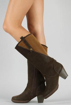 Picture of UrbanOG Retro High Boots