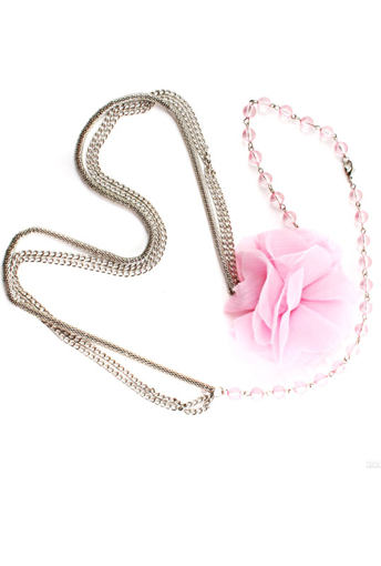 Picture of Watermarked Rose Necklace