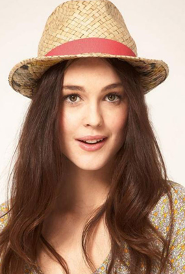 Picture of Fashion Summer Knitted Hat