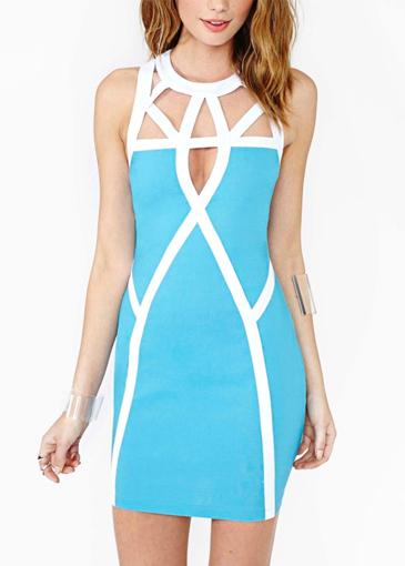 Picture of Vivienne silk dress