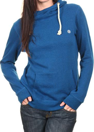 Picture of Blue Women Sweatshirt